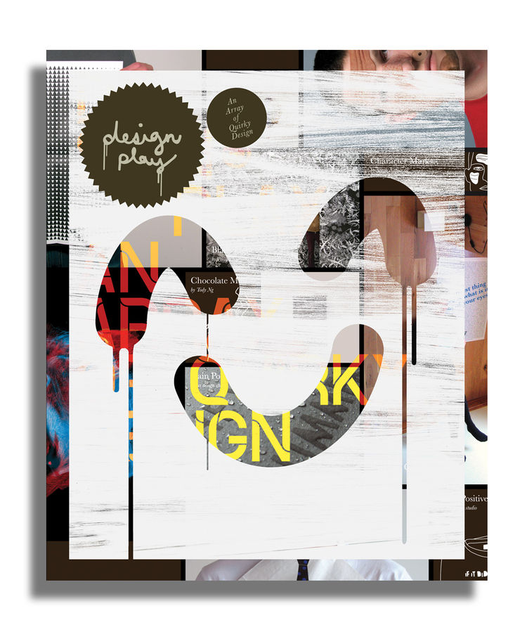 <i>Design Play</i>, published by Viction:ary, distributed in the United States by Gingko Press
