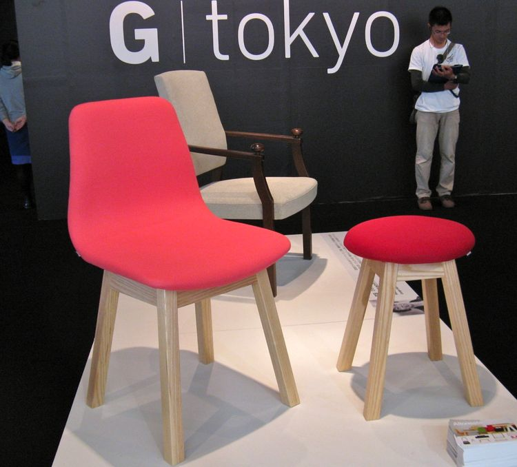 "<a href=""http://www.keitashimizu.com/"">Keita Shimizu's</a> new <a href=""http://www.altonesta.com/"">Altonesta</a> chair and stool are covered in the same breathable mesh used on running shoes. The covers slip off to wash or trade in for another candy-shop"