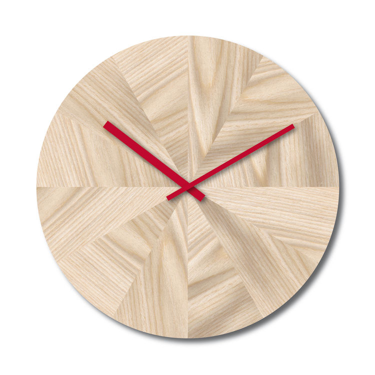 "Clock by <a href=""http://www.ding3000.com/en.html"">Ding3000</a> for Discipline."
