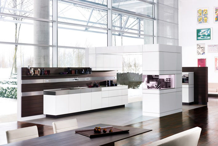Poggenpohl will debut its new Artesio kitchen at Dwell on Design.