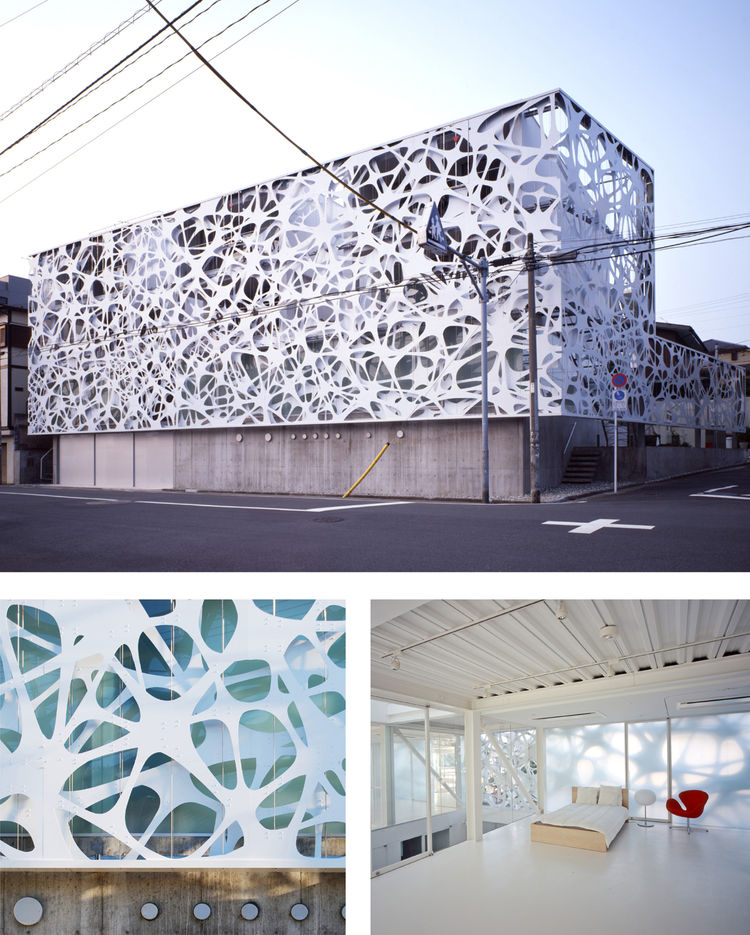 """<a href=""""http://www.faulders-studio.com/proj_airspace.html"""">Airspace Tokyo</a> designed by <a href=""""http://www.faulders-studio.com"""">Faulders Studio</a>, winner of the <a href=""""http://www.aiasf.org/Programs/Awards_Program/New_Practices_San_Francisco.htm"""">N"""