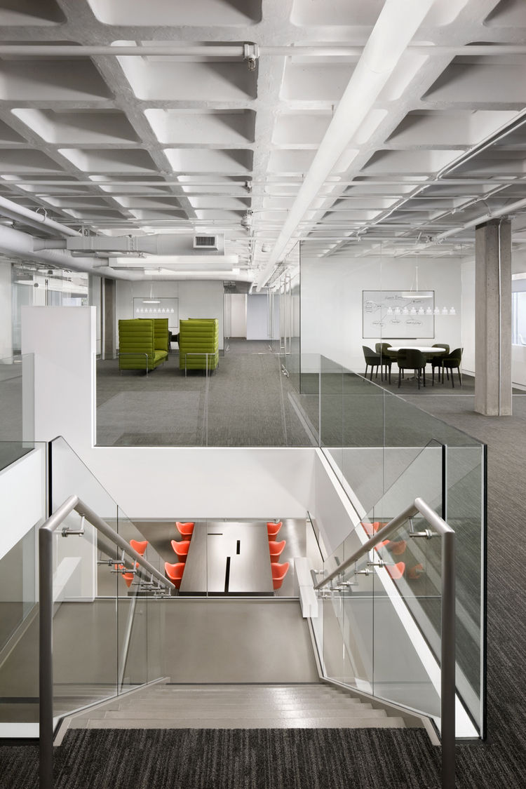 """The stunning and ultra-modern Hult International Business School earned <a href=""""http://www.tsaodesign.com/"""">TSAO Design Group</a> the Honor Award in the Serve category."""