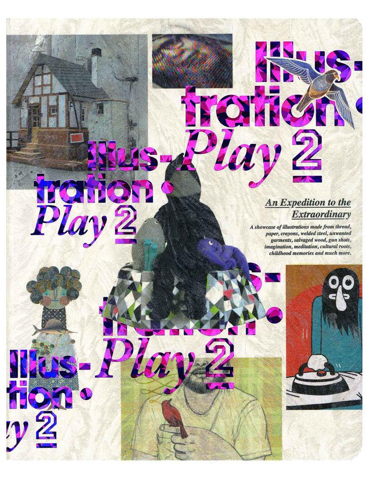 """<i>Illustration Play 2</i> goes on sale September 6. For more information, visit <a href=""""http://www.victionary.com/"""">victionary.com</a> or <a href=""""http://www.gingkopress.com/03-gra/illustration-play-2.html"""">gingkopress.com</a>."""
