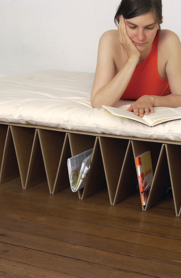 """ItBed Futon and Mattress by <a href=""""http://www.it-happens.ch/eng/index.html"""">It Design</a>"""