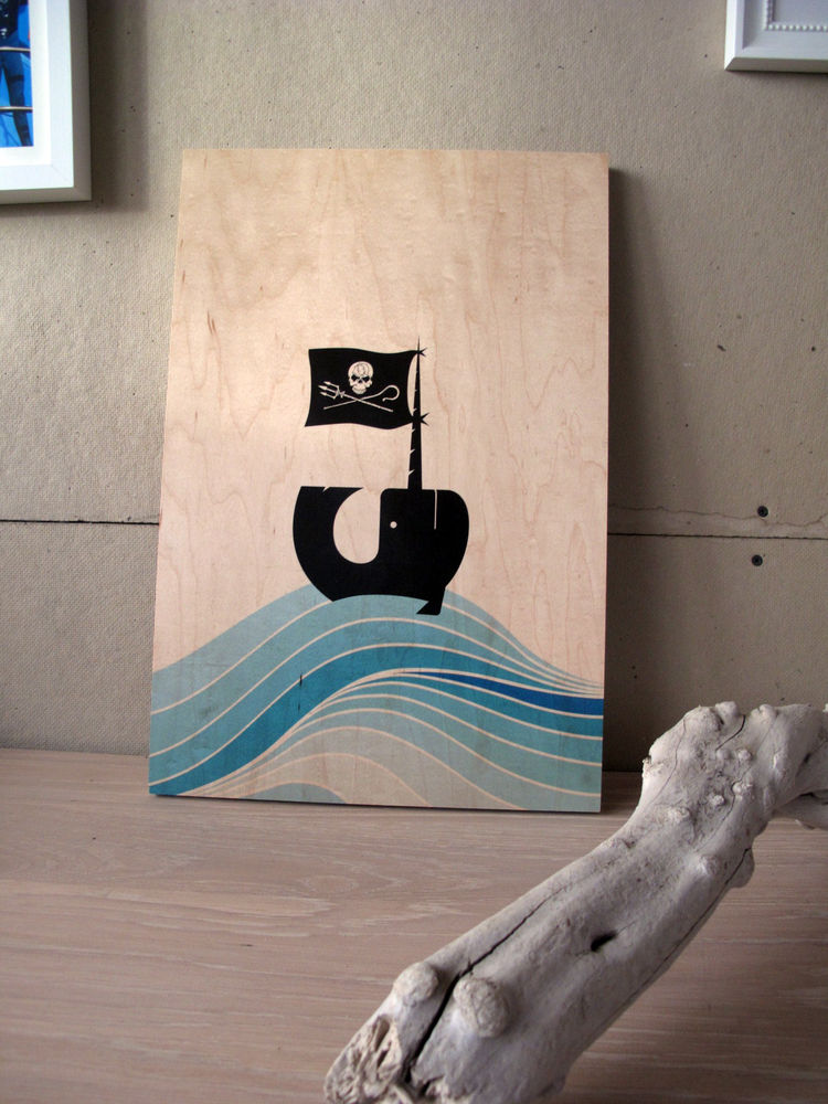 """<a href=""""http://theutilitycollective.com/tuc-ppdaisy.html"""">Jolly Narwhal PLYprint</a> from The Utility Collective and Hub Strategy, $85.00."""