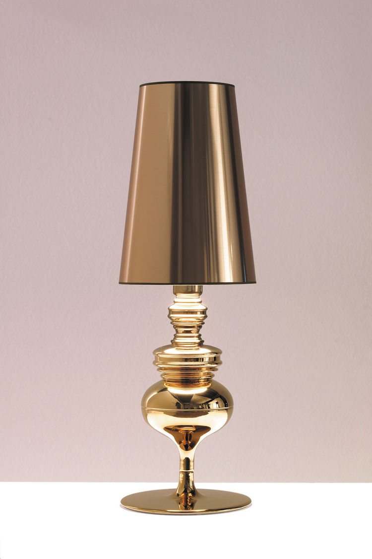 """The Josephine M lamp by <a href=""""http://www.hayonstudio.com/home.php"""">Jaime Hayón</a> for Metalarte."""