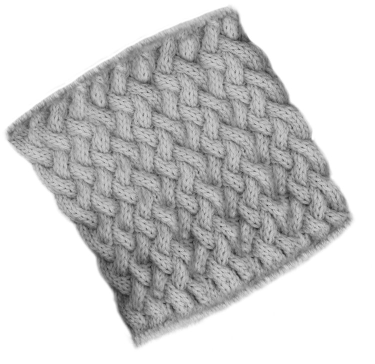 """The only object in the collection to be made of cloth, this challah cover rests over the loaf of bread to """"hide"""" it while the kiddush prayer is recited over the wine.  <br /><br /> Stanley Saitowitz, Challah Cover, 2011, wool yarn, 18 x 12 inches. Artist"""