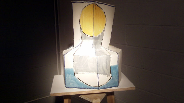 Another work by Nagel.