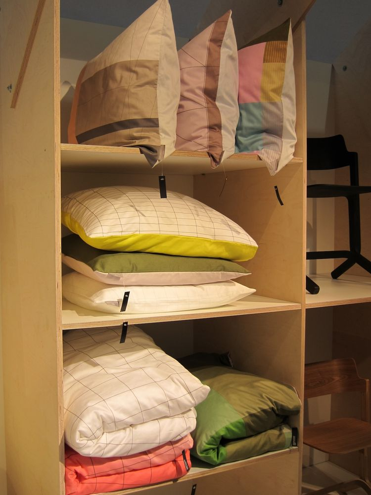 Scholten & Baijings also designed the new Colour Block Bedding, with a playful geometric pattern. I am a fan.