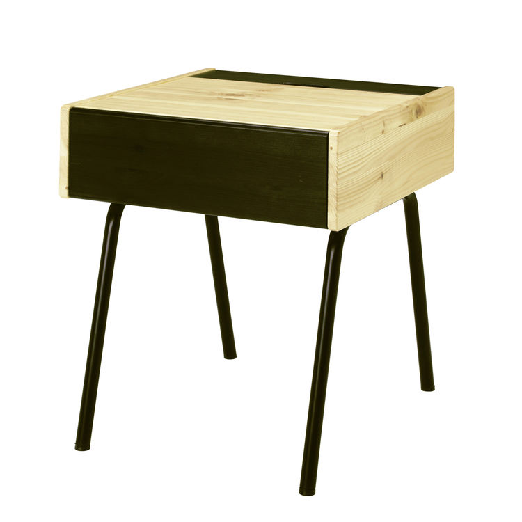 """<b>Mandal Nightstand</b> by Francis Cayouette for <a href=""""http://www.ikea.com"""">Ikea</a>, $69.99"""