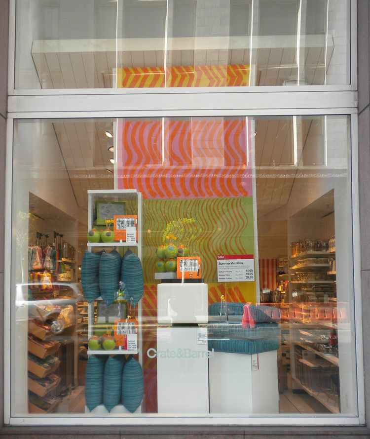 Marimekko plans to open 17 more shops at Crate & Barrel stores around the country within the next three years. It will also launch its standalone flagship store in New York. In the meantime, you can shop the Marimekko line at <a href='http://www.crateandb