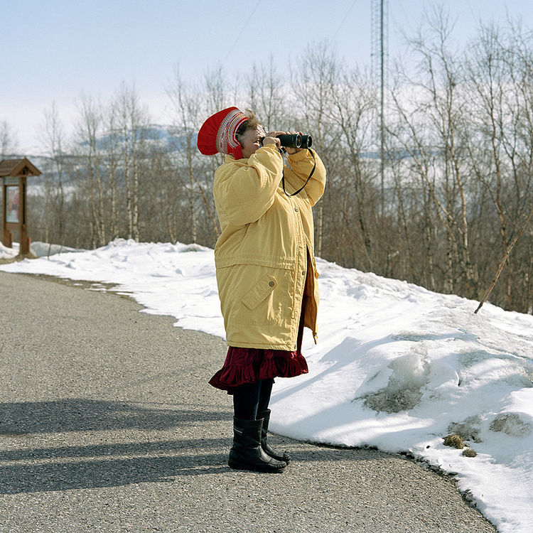 Looking for the lost reindeer, Máze, 2005