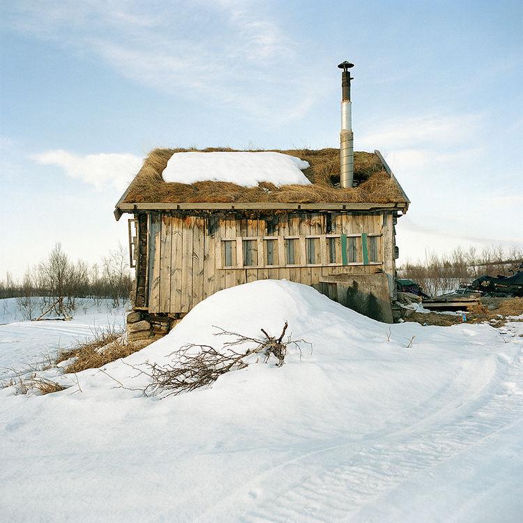 Suolojávri's Hytte, Máze, 2005