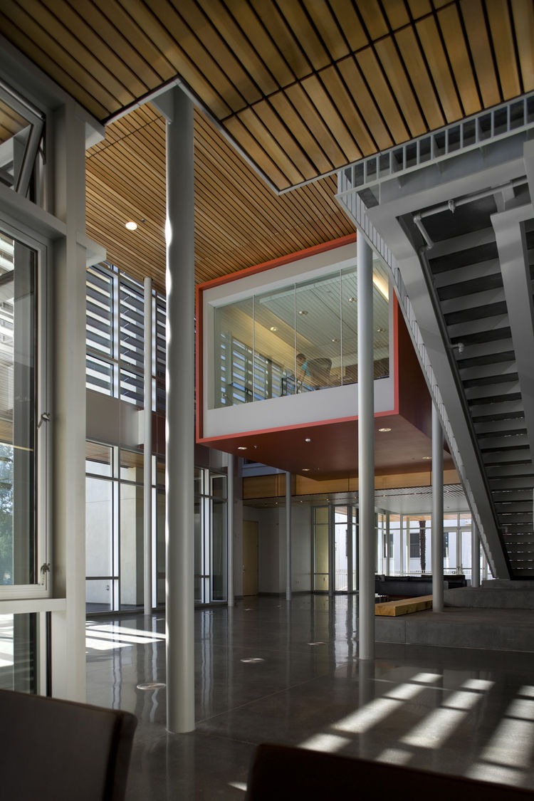 """The Serve Notable Award was presented to <a href=""""http://www.bcj.com/"""">Bohlin Cywinski Jackson</a> for its Mills College Lorry I. Lokey Graduate School of Business."""