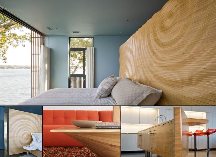 "House on Lake Okoboji in West Lake Okoboji, Iowa, designed by <a href=""http://www.minday.com/"">Min|Day</a>, winner of the <a href=""http://www.aiasf.org/Programs/Awards_Program/New_Practices_San_Francisco.htm"">New Practices San Francisco 2009 competition</"