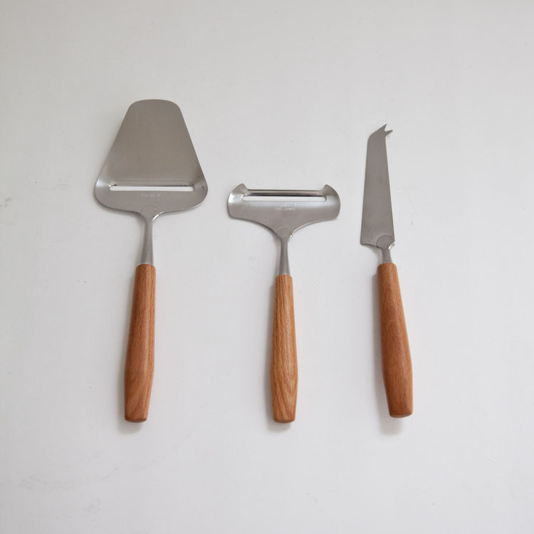 """<b><a href=""""http://store.mjolk.ca/index.php?product=Cheese&shop=1&search=cheese%20planer"""">4. Cheese planers by Thor Bjørklund.</a></b> """"A very nostalgic product indeed. We get dozens of people coming into the store and telling us they've been using their"""