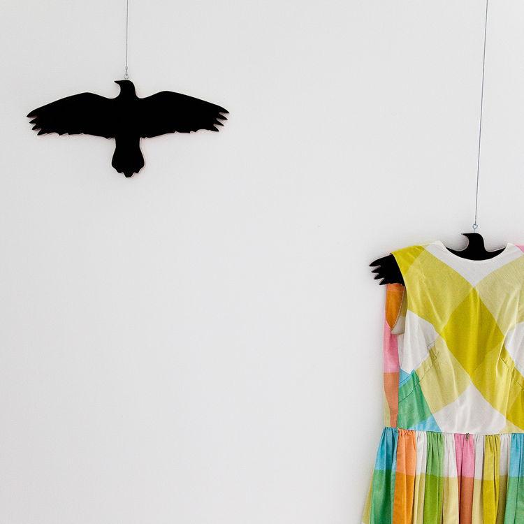 "<b><a href=""http://store.mjolk.ca/index.php?product=Krummi+Bird+Hanger+1+-+black&shop=1&search=Krummi%20Hanger"">8. Krummi hanger by Ingibjörg Hanna Bjarnadottir.</a></b> ""The Krummi is by Icelandic designerIngibjörg Hanna Bjarnadottir. We have a couple o"