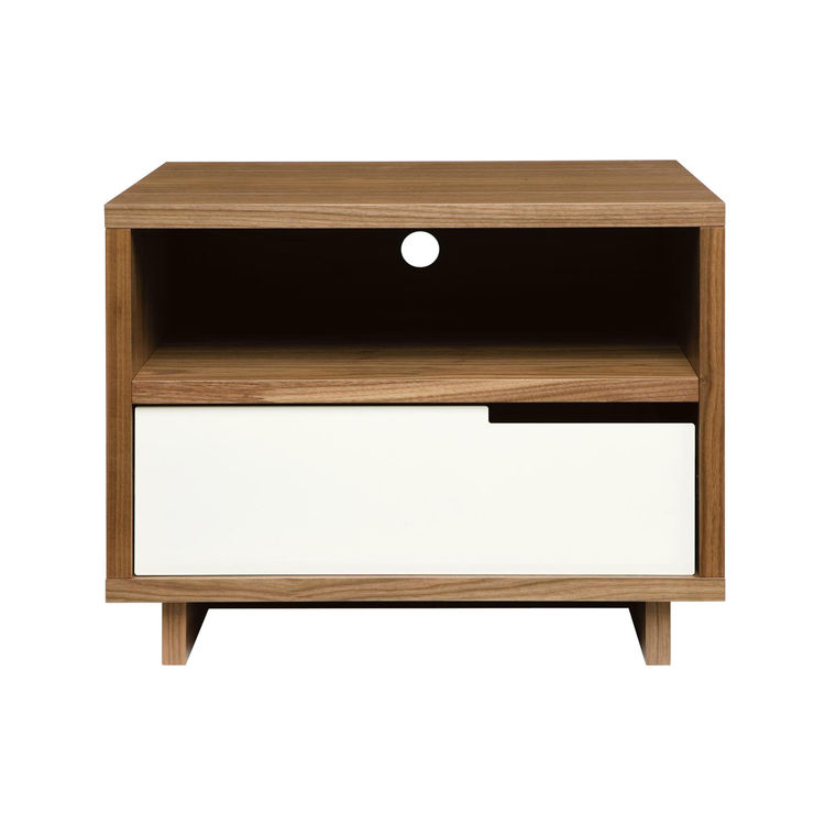 """The maple-veneer Modulicious Bedside Table, $399, from <a href=""""http://www.bludot.com/Browse_Products/Tables/product/Modu-licious_bedside_table"""">Blu Dot</a>."""