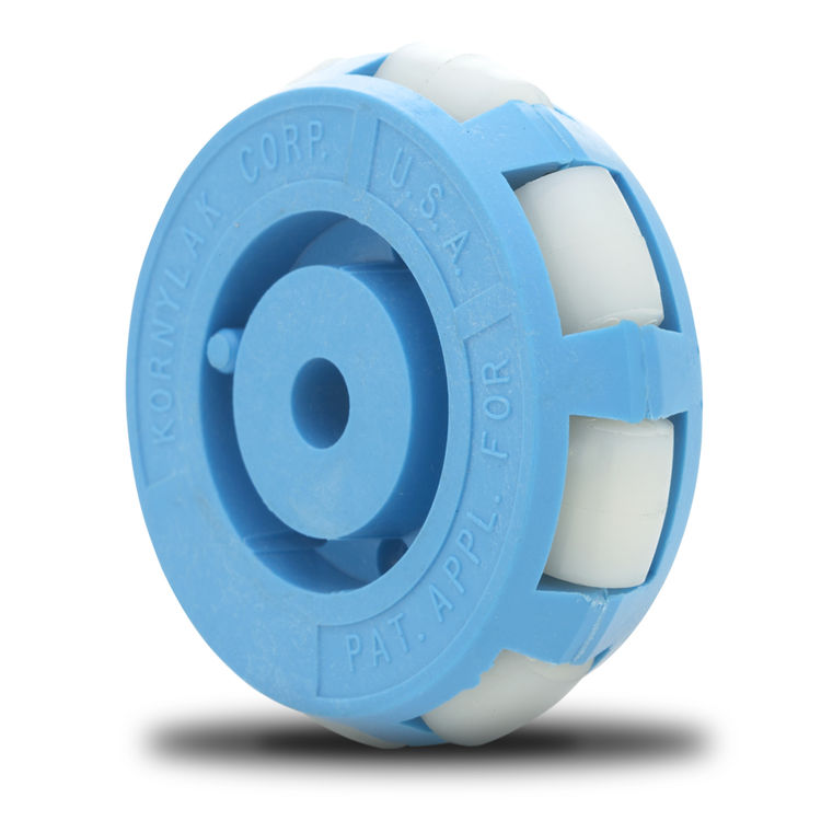 "<b><a href=""http://www.inventables.com/technologies/multidirectional-wheel"">13. Multidirectional Wheel.</a></b> Why Kaplan digs it: ""This wheel contains eight free-turning rollers perpendicular to the axle and arranged around the wheel's periphery to prov"