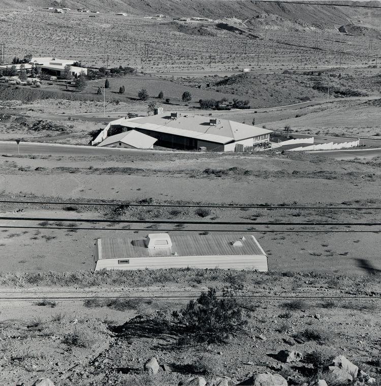 Joe Deal (American, b. 1947), <i>Untitled View (Boulder City)<i>, 1974; George Eastman House collections; © Joe Deal