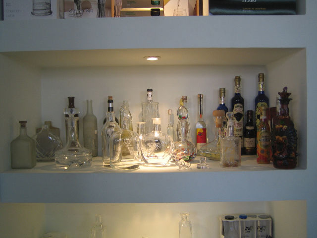 Though you might also recognize a tequila bottle or two from the scads that Nouvel Studio has done for various producers.