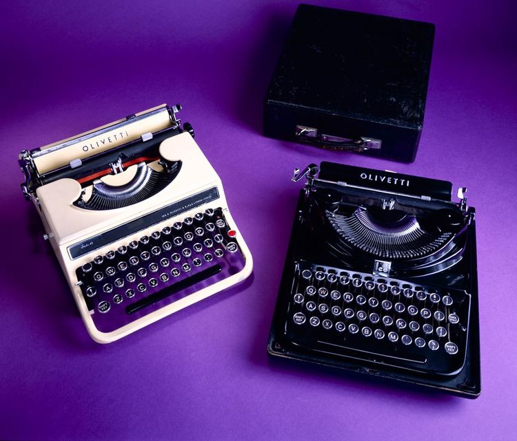 """<i>What is Modern?</i> and <i>Olivetti: Innovation and Identity</i> celebrates the forward-looking mentality of modern design and the industrial works of Olivetti. On view at the Denver Art Museum through October 2012. <a href=""""http://www.dwell.com/slides"""