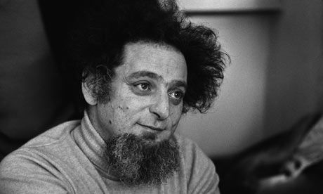 Georges Perec after a shave.