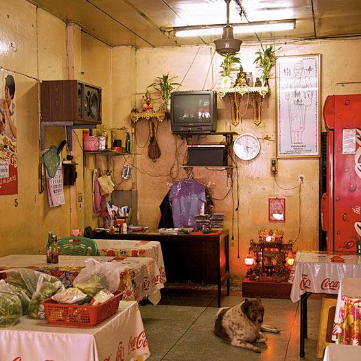 """Cookshop,"" Bangkok, Thailand. (2010)"