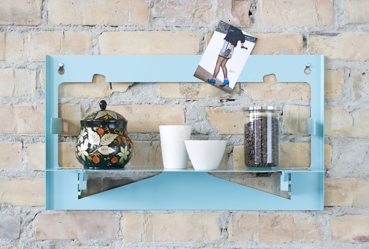 Piegato One shelf by Matthias Ries for MRDO products