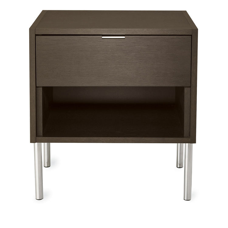 """<b>Reve Bedside Table</b> by Niels Bendtsen for <a href=""""http://www.dwr.com"""">Design Within Reach</a>, $850"""