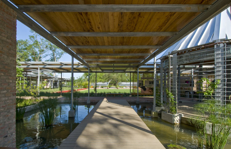 "Shangri La Botanical Gardens and Nature Center (walkway) in Orange, Texas, by <a href=""http://www.lakeflato.com"">Lake