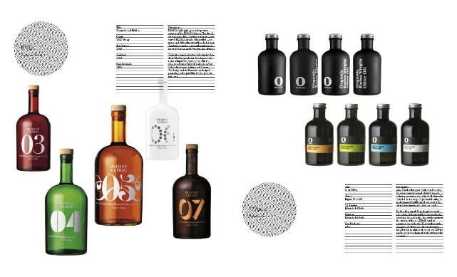 Spread from <i>Simply Packaging</i>, published by Viction:ary, distributed in the United States by Gingko Press