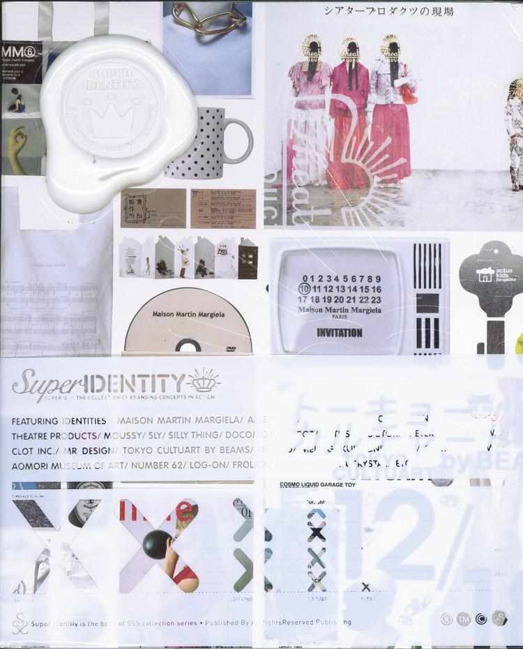 <i>Super Identity</i>, published by Gingko Press