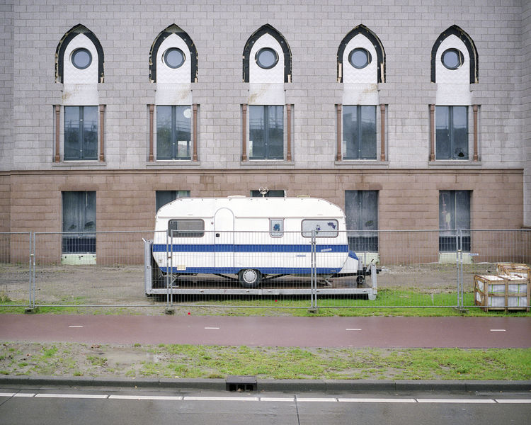 The Essalam Mosque in Rotterdam photographed by Christian van der Kooy.
