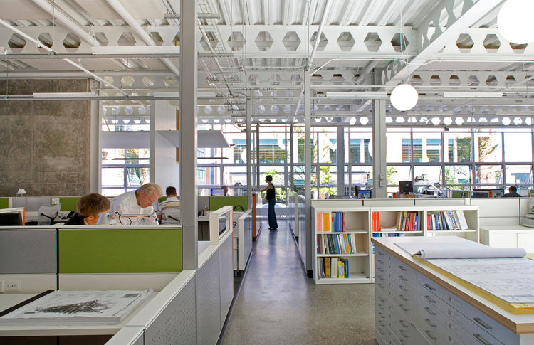"The Terry Thomas (interior view) in Seattle, Washington, by <a href=""http://www.weberthompson.com"">Weber Thompson</a>. Photo by Lara Swimmer."