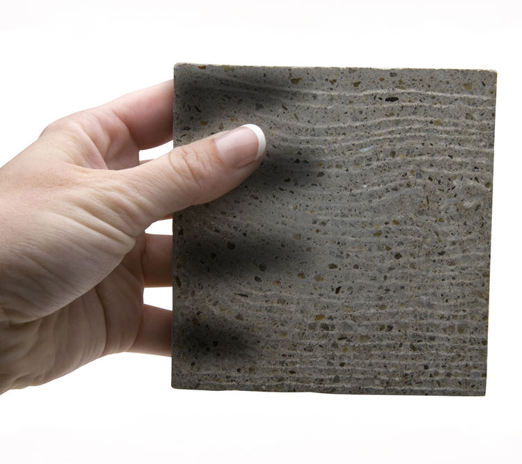 "<b><a href=""http://www.inventables.com/technologies/translucent-concrete"">14. Translucent Concrete.</a></b>Why Kaplan digs it: ""By incorporating a web of optical fibers uniformly into the concrete, these tiles allow light to pass through, combining streng"