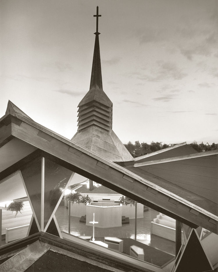 St. John's Lutheran Church.