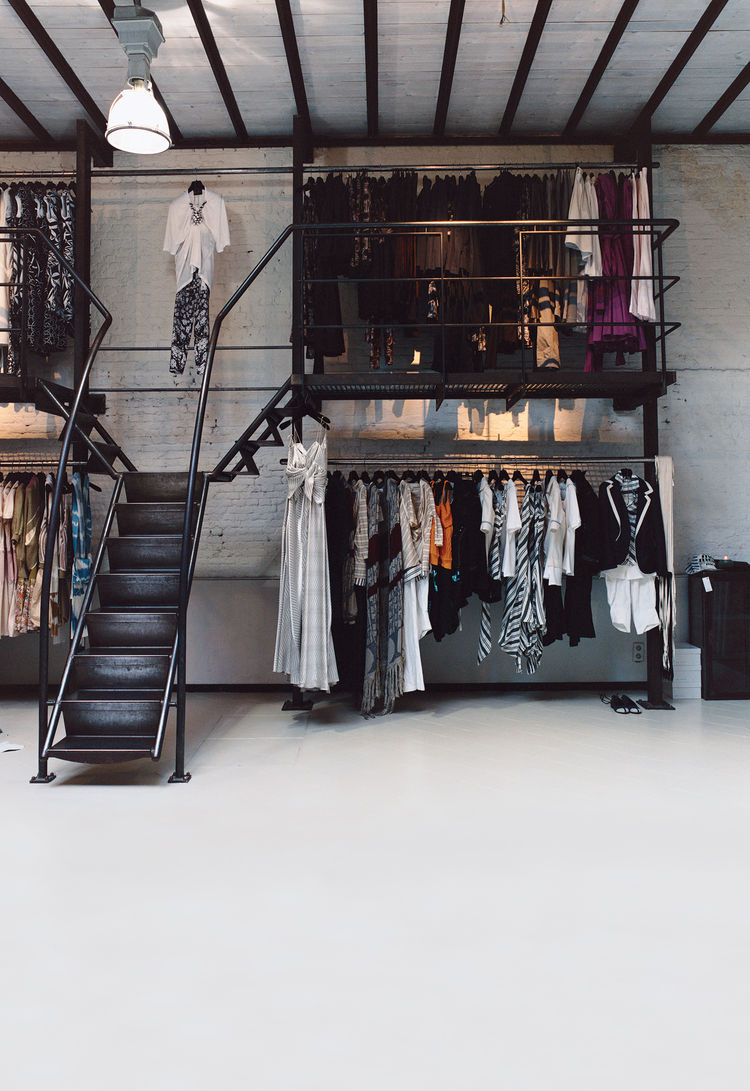 Brussels's fashion movement was spurred on in no small part by the boutique Stijl, a staple of Rue Antoine Dansaert that always manages to stay ahead of the curve.