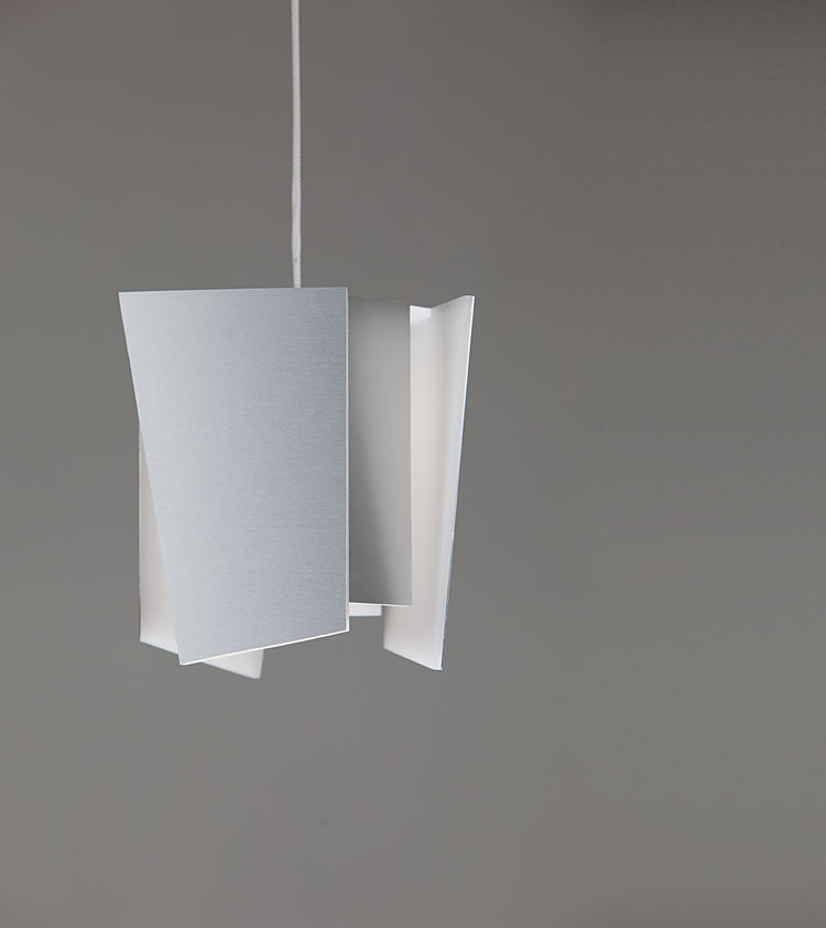 The Levis pendant lamp by Cerno will be shown at Dwell on Design this year.