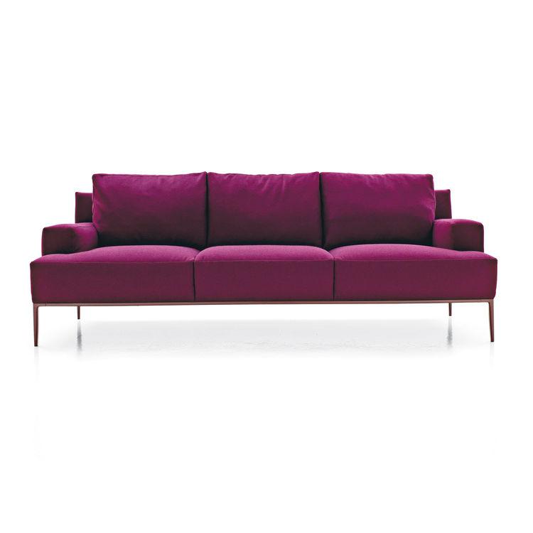 "Jean Sofa by Antonio Citterio for <a href=""http://www.bebitalia.it/beb-italia/sofas-and-armchairs/jean_1_12018_1_1.html"">B&B Italia</a>"