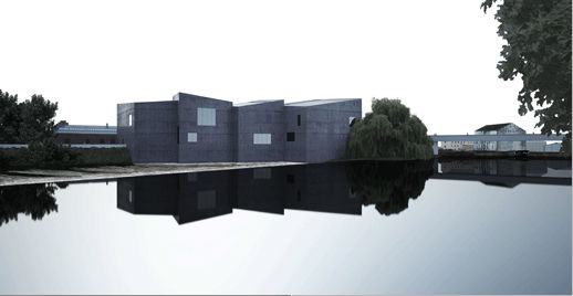 The Hepworth Wakefield, by architect David Chipperfield.