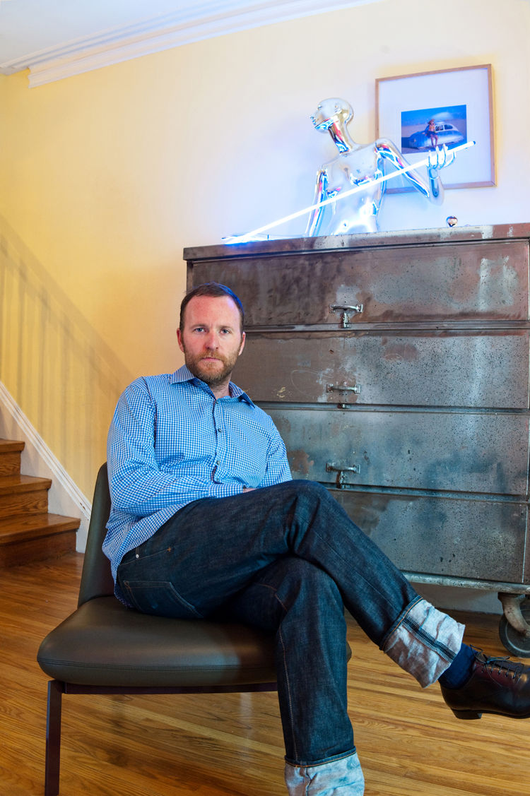Jason MacIsaac is a curator, interior designer, and owner of Ministry of the Interior, a design shop and gallery in downtown Toronto.