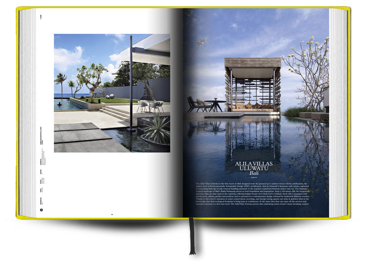 The Alila Villas Uluwatu in Bali has achieved Green Globe certification, making Indonesia a slightly greener place indeed.