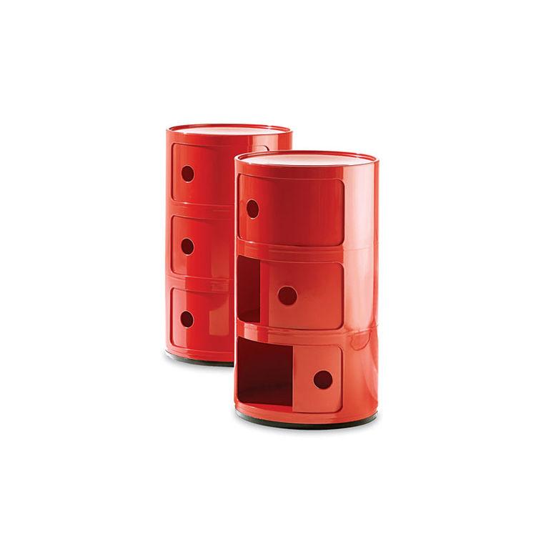 Componibili modular storage by Anna Castelli Ferrieri