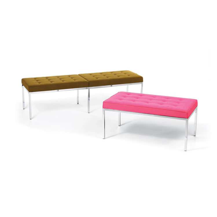 Benches by Florence Knoll