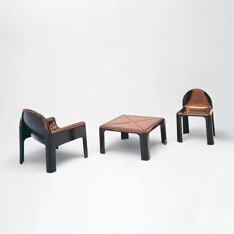 4794 lounge chair by Gae Aulenti
