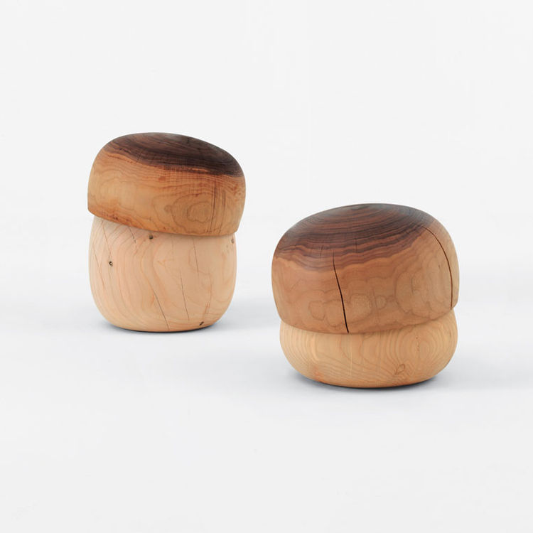 Fungo stools by Paola Navone