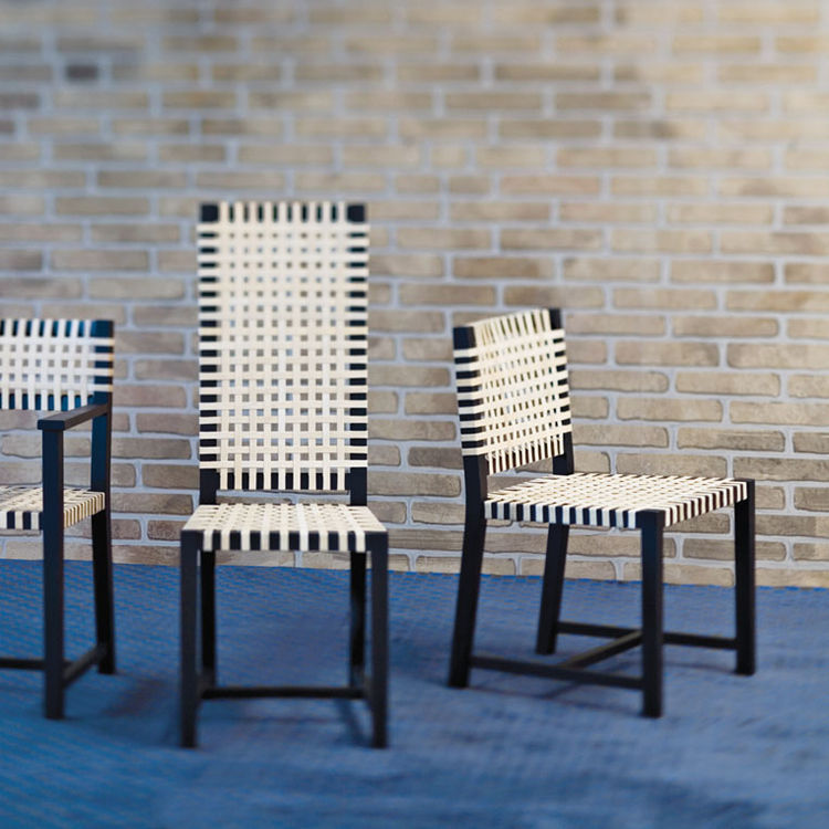 Otto dining chairs by Paola Navone