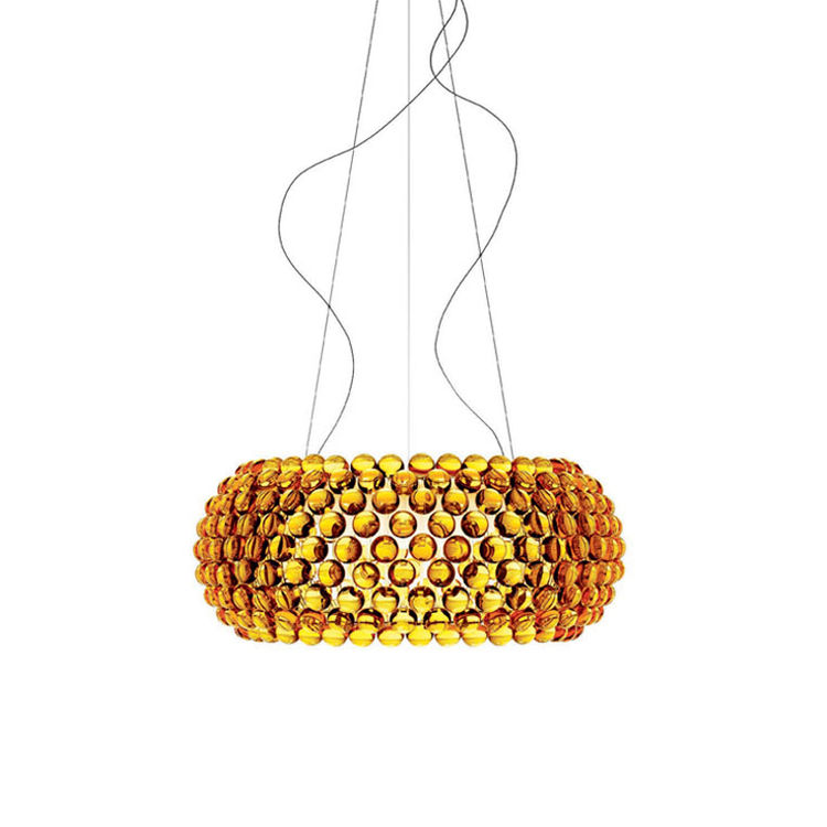 Caboche ceiling light by Patricia Urquiola and Eliana Gerotto