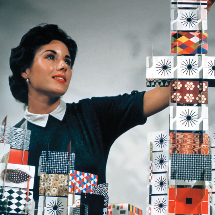House of Cards by Ray Eames